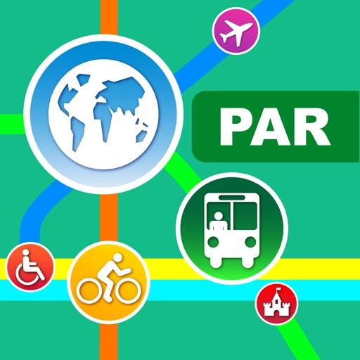 Paris City Maps - Discover PAR with Metro Guides