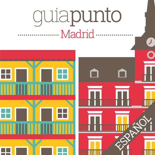Guide of Madrid (Guide Point)