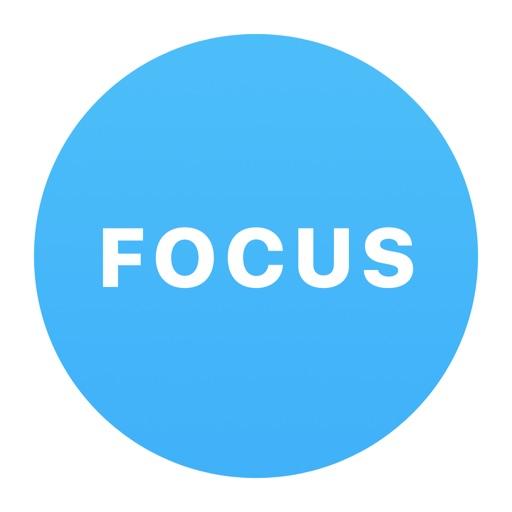 Focus stopwatch