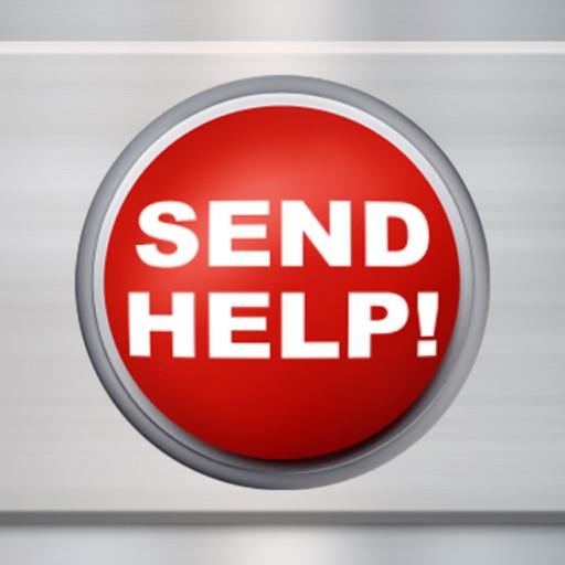 SEND HELP - Emergency SOS Panic Button