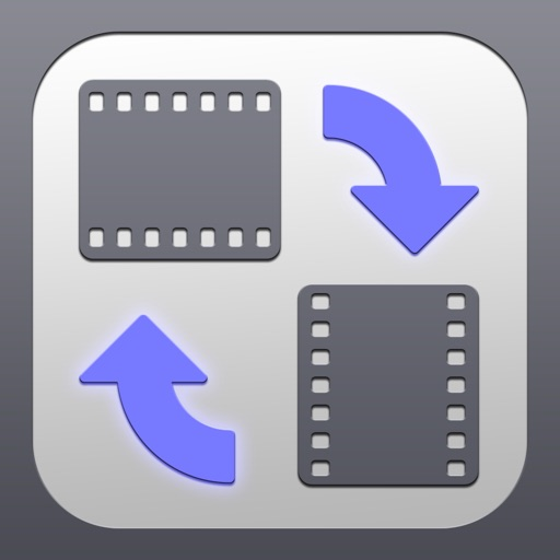 Video Rotate & Flip - rotate, flip or fasten your videos in portrait or landscape orientation