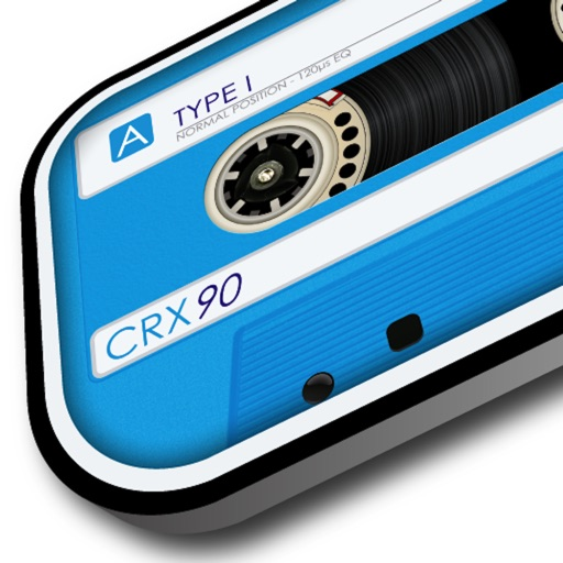 Delitape Deluxe Tape Player