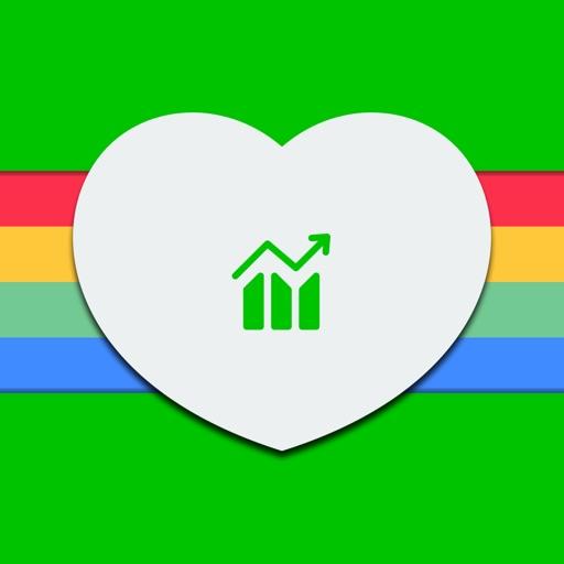 MagicMeter - likes analytics tracker for Instagram