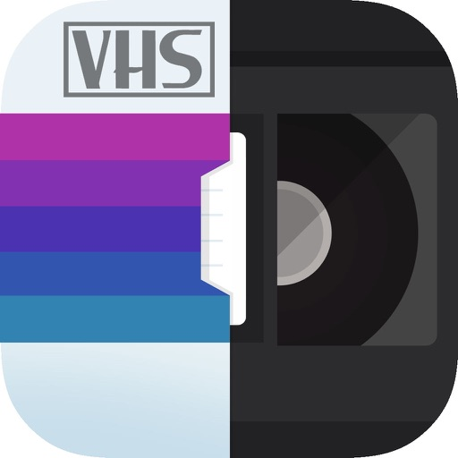 RAD VHS Camcorder - Vintage Glitch & Photo Cam